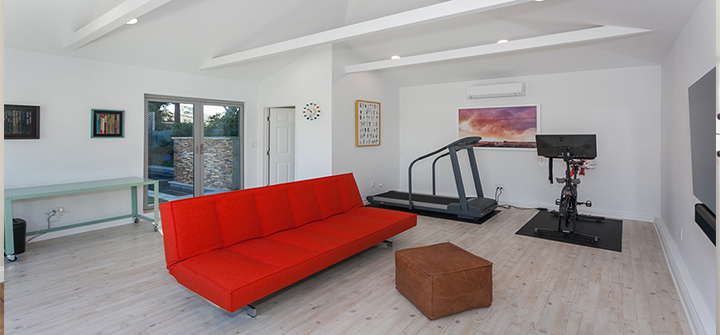 Garage Living Space | Los Angeles Garage Conversion Company