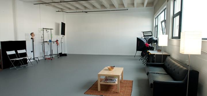 Garage studio conversion for Garage with studio