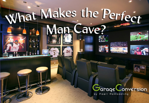 Garage Man Cave Essentials : What makes a perfect man cave