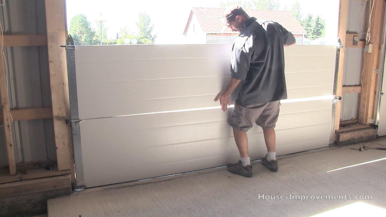 Step 5 Garage Door
