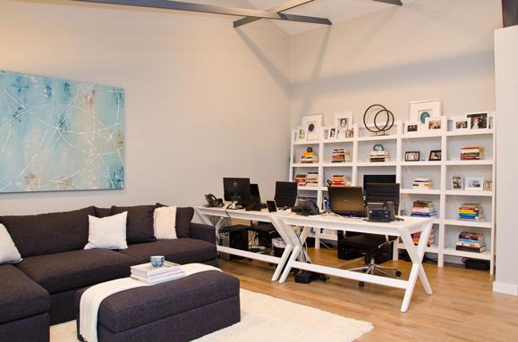 Garage Home Office