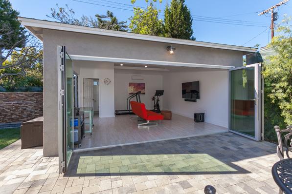 Garage To Room